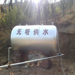新疆无塔供水设备