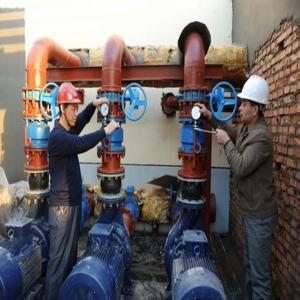 新疆水泵安装