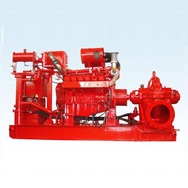新疆XBC柴油机消防泵