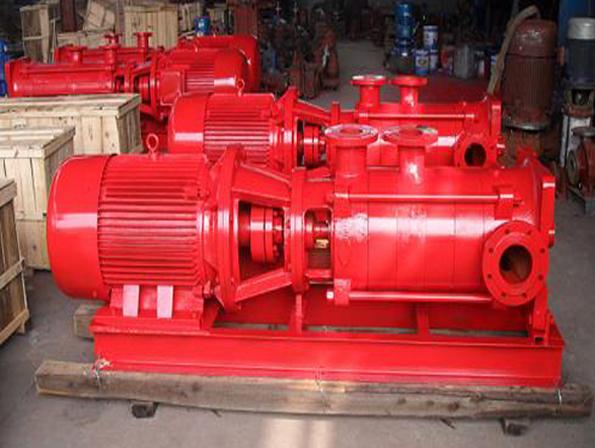 新疆立式多级消防泵