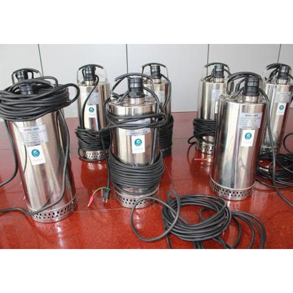 新疆不锈钢潜水泵