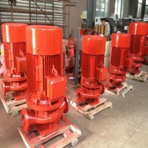 新疆立式消防泵