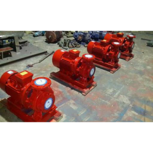 阿克苏卧式管道消防泵