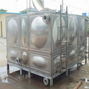 喀什不锈钢保温水箱