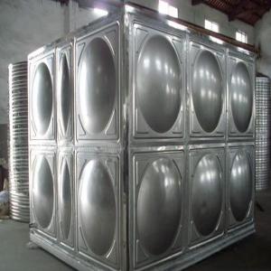 新疆不锈钢保温水箱