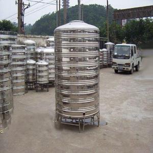 伊犁不锈钢保温水箱