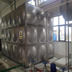 喀什不锈钢水箱