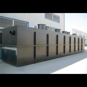 阿克苏一体化生活污水处理设备