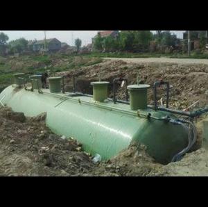 阿克苏一体化污水处理设备