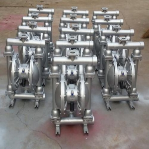 新疆气动隔膜泵